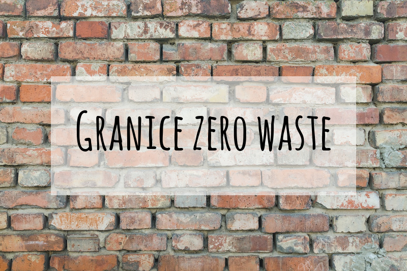 Granice zero waste